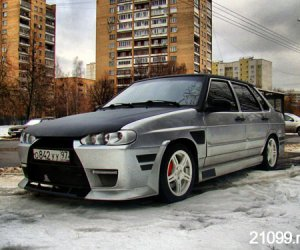 LADA 2115 16V TURBO TuningSpоrt