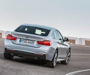 Баварцы показали BMW 4 Series Gran Coupe