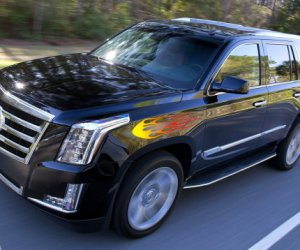 Caddy Escalade получит версию V-Sport