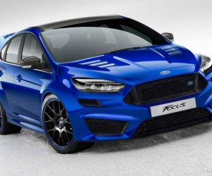 На трассе в Нюрбургринге проходит испытания новый Ford Focus RS