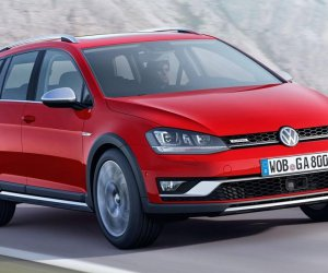 Volkswagen представил Golf Alltrack