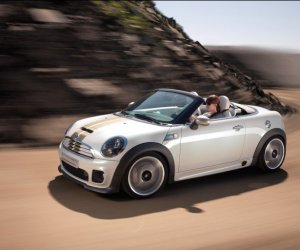 «MINI Roadster» и «MINI Coupe» снимут с производства