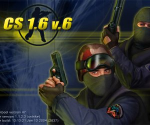 Counter-Strike 1.6 v.6